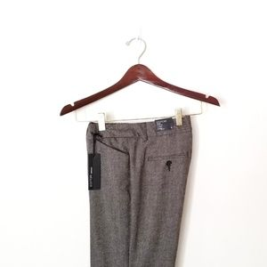 NWT Express Editor Pant wool blend size 0